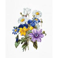 Букет цветов (В2348)