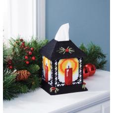 Набор для вышивки Mary Maxim Пламя свечи (27793)