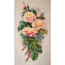 Винтажные розы (K-67)