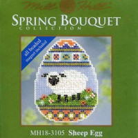 Набор Mill Hill Sheep Egg (MH183105)