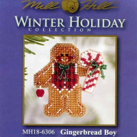 Набор Mill Hill  Gingerbread Boy (MH186306)