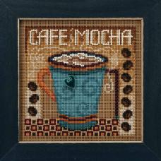 Набор для вышивания Mill Hill Cafe Mocha Кофе мокко (142026)