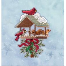 Набор для вышивания Mill Hill Winter Feast (MH182036)