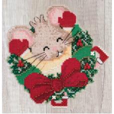 Набор для вышивания Mill Hill Patsy Pine (MH192011)