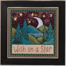 Набор для вышивания Mill Hill Wish on a Star (ST152014)
