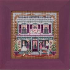 Набор для вышивания Mill Hill Бутик La Fleur (MH142011)