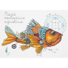 Рыба механическая (М-1914)