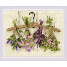 Набор для вышивания Риолис Пряные травы (1717)