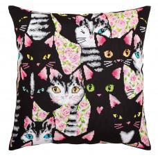 Подушка Найди влюбленного кота RTO (CU053)