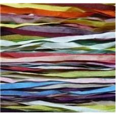 Ленты для вышивания 2 мм, 4 мм