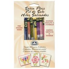 Набор мулине DMC Pastel Whispers Collection - DMC Satin Floss Assortments (1008FPK2)