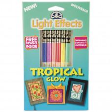 Набор мулине DMC Tropical Glow - DMC Light Effects (LTE317WPK6)