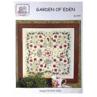 Схема для вышивки Rosewood Manor Garden of Eden (Q-1124)