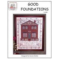 Схема для вышивки Rosewood Manor Good Foundations (S-1102)