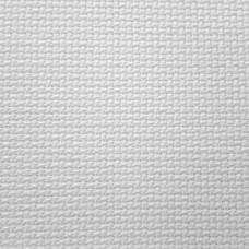 Ткань Аида 16 белая Чарівна мить Коломыя, 50х50 см, (К16б)