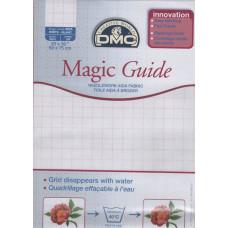 Канва Magic Aida DMC 50х75 см белая (DC28MG)