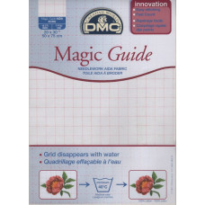 Канва Magic Aida DMC 50х75 см экрю (DC28MG)