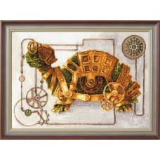 Набор для вышивания крестиком Золотое руно Магистр долголетия (ЛС-008 )