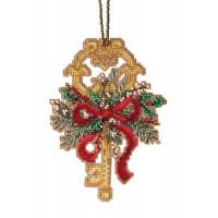 Набор для вышивания Mill Hill  Зимний ключ (MH192113)