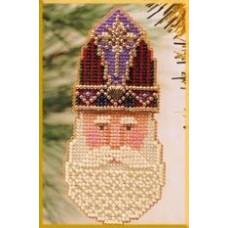 Набор для вышивания Mill Hill Святой Николай (MHCSF16)